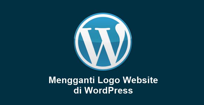 Cara Mengganti Logo di WordPress