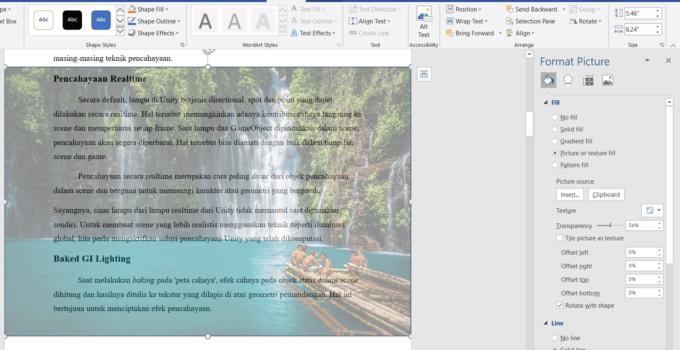 Kategori Microsoft Word Nesabamedia