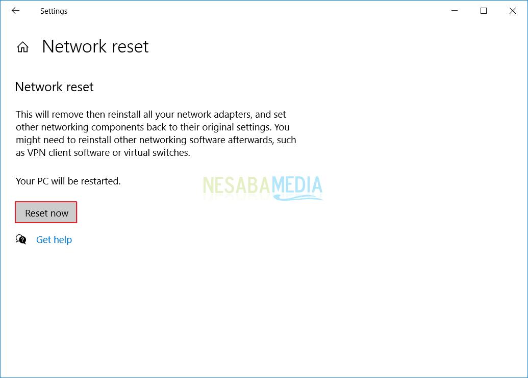 Cara Mengatasi WiFi Terhubung Tapi Tidak Bisa Akses Internet 3