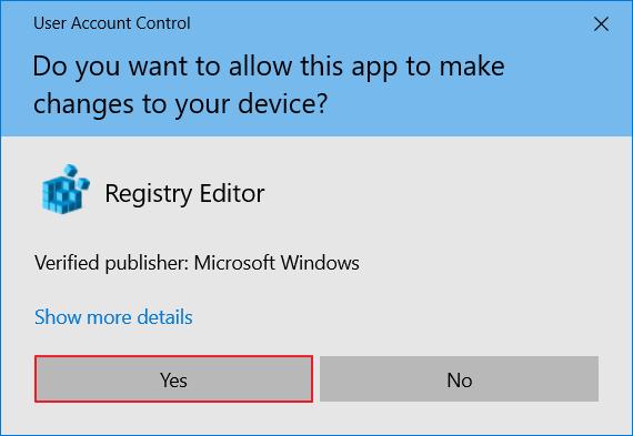 Mengatasi This app can't open 9