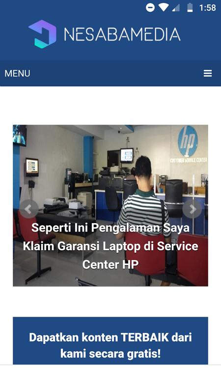 WiFi Terhubung Tapi Tidak Bisa Akses Internet Android 5