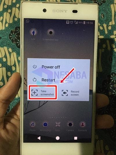 Cara Screenshot di HP Sony (Berbagai Tipe)