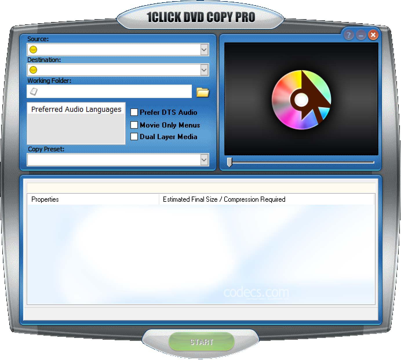 Download 1Click DVD Copy Terbaru
