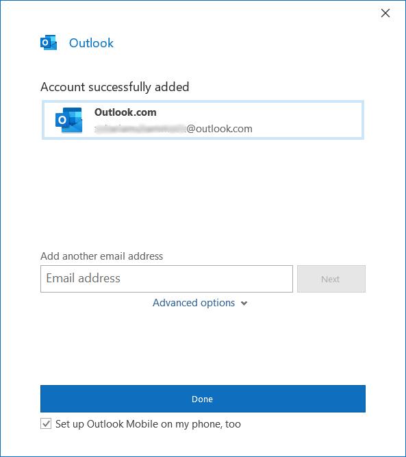 Cara Backup Email di Outlook 4