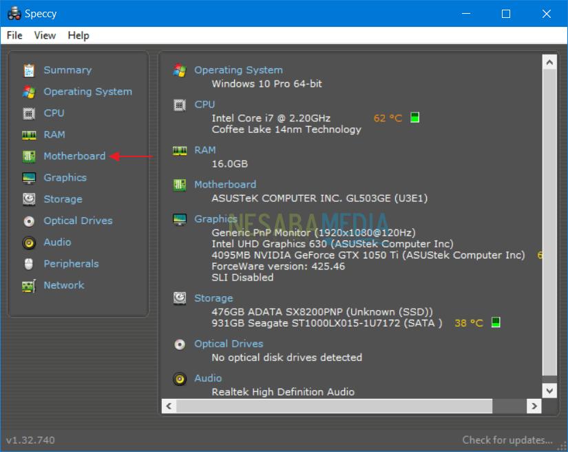 Cara Cek Versi BIOS di Laptop 4