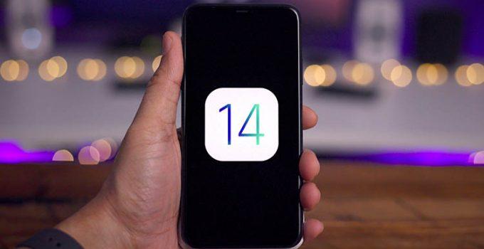 Apple iPhone iOS 14