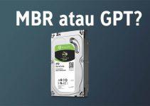 Cara Cek Hardisk MBR atau GPT