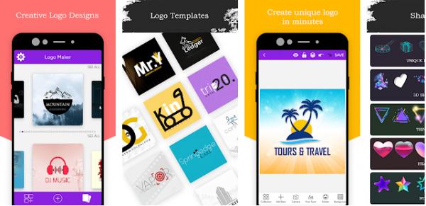 Aplikasi Pembuat Logo Android Terbaru
