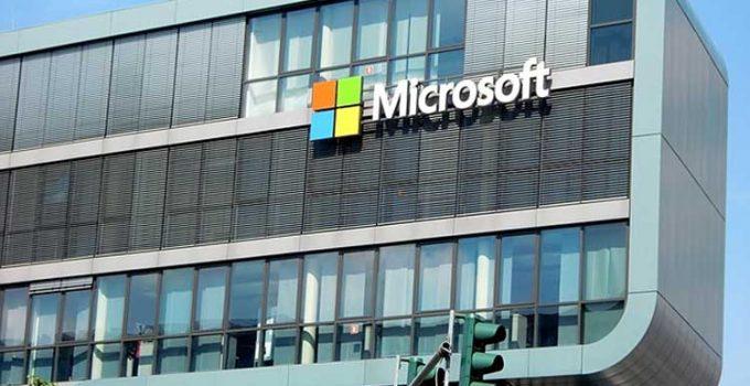 Kantor Microsoft