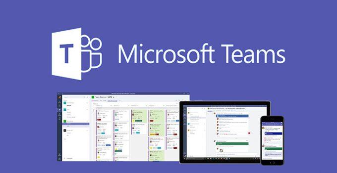 Microsoft Teams Aplikasi Video Conference