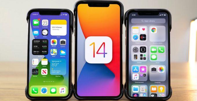 update iOS 14 dan iPadOS 14 di perangkat iPhone