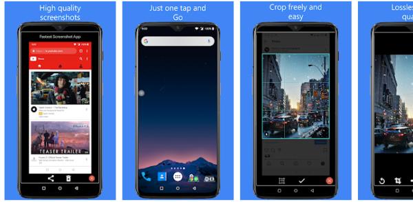 Aplikasi Screenshot Android Terbaru