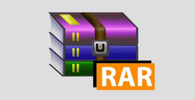 Aplikasi Ekstrak File RAR dan ZIP