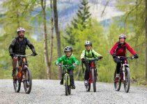 Aplikasi Sepeda Olahraga