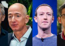 Laporan Keuangan Amazon, Apple, Facebook, and Google Monopoli dan AntitrustBisnis
