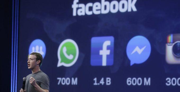 CEO Mark Zuckerberg 2016 Iklan Google dan Facebook Kritik Apple Tentang Perubahan Kebijakan Privasi