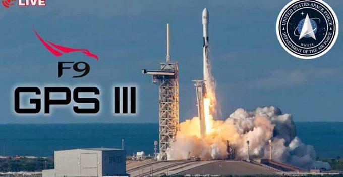 Elon Musk GPS Generasi Ketiga SpaceX