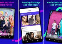 Facebook Aplikasi Lasso Tik Tok