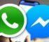 Facebook Messenger dan Whatsapp Cross Platform