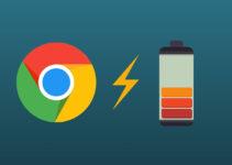 Google Chrome Penghemat Daya Baterai