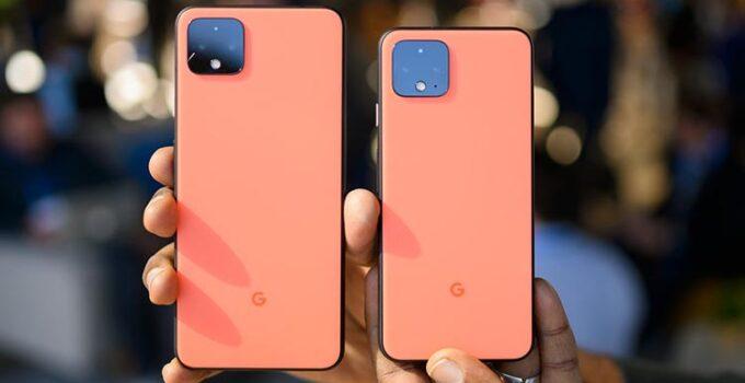 Google Pixel 4 dan Pixel 4 XL