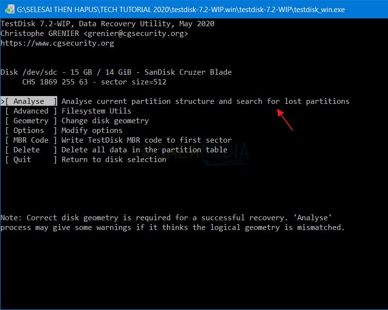 cara mengatasi flashdisk minta format tanpa data hilang