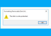 Cara Mengatasi The Disk Is Write Protected 0