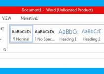 Mengatasi Unlicensed Product Microsoft Office 0