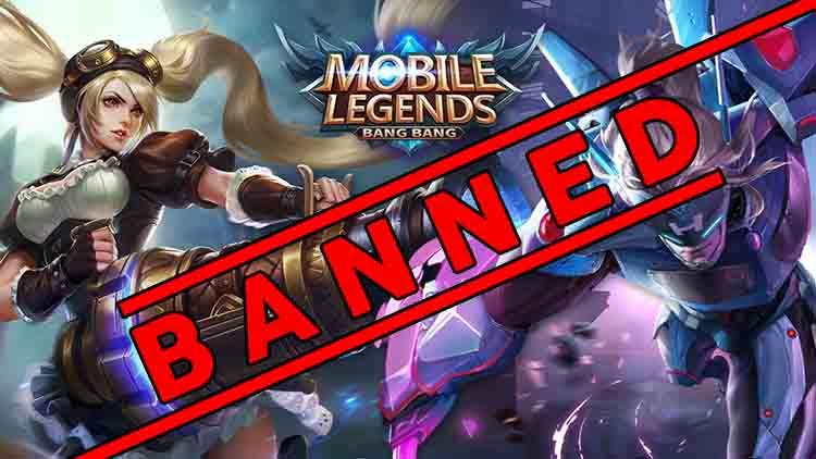 Mobile Legends Diblokir di India