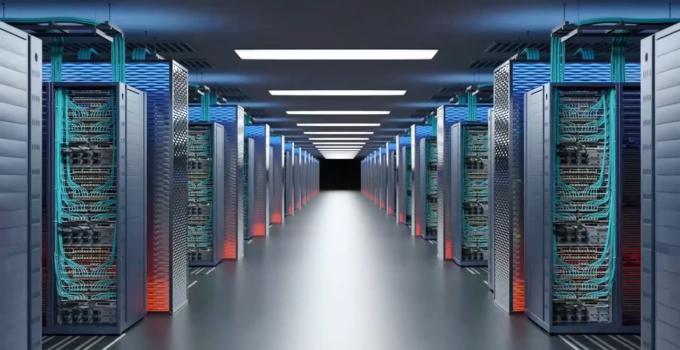 Pusat Data Center Nokia Berbasis Cloud NOS