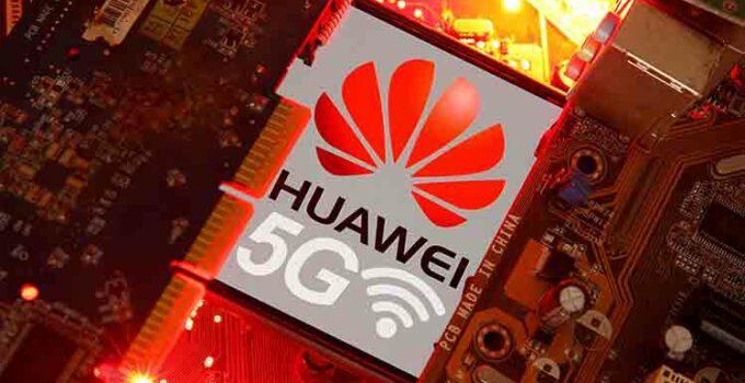Pemblokiran Huawei di Inggris Teknologi 5G