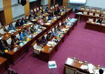 Rapat Dengar Pendapat DPR RI Telkomsel Indosat Xl Axiata Janjikan Tak Ada PHK Massal