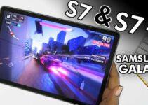 Bocoran Produk Samsung Galaxy Tab S7 dan S7+ Leaked
