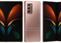 Spesifikasi Samsung Galaxy Z Fold 2 5G