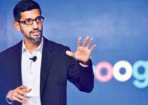 Sundar Pichai CEO Google dan Alphabet Inc
