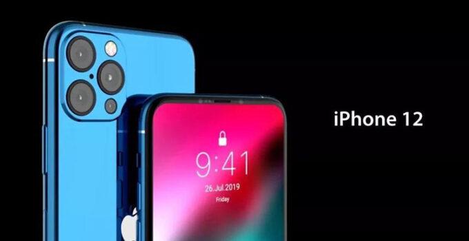 Teknologi Layar OLED LG Apple iPhone 12
