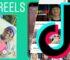 Tik Tok vs Instagram Reels Facebook