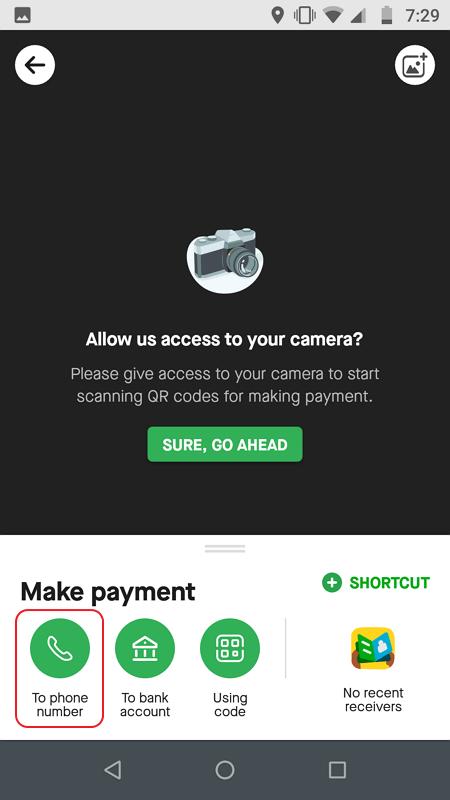 cara transfer saldo gopay ke pengguna lain terbaru