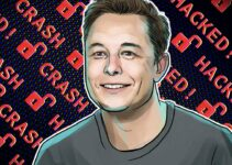 Elon Musk jadi korban peretasan akun twitter pesohor