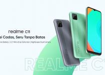 realme c11 rilis resmi di Indonesia