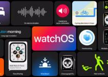 Apple WatchOS 7 Beta Software