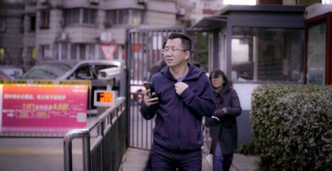 CEO of ByteDance Tiktok Zhang Yiming di Amerika Serikat
