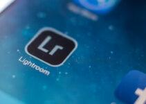 Lightroom apps on iOS phone iPhone and iPad hapus foto preset secara permanen