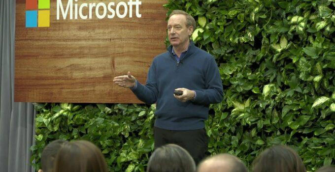 Karyawan Microsoft Kerja di Rumah TIdak di Kantor Hingga 2021