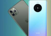 Ponsel Apple Vs Huawei