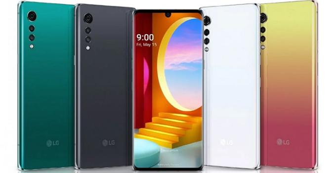 Ponsel LG Q92 5G