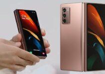 Ponsel Lipat Samsung Galaxy Z Fold 2 Hands-on
