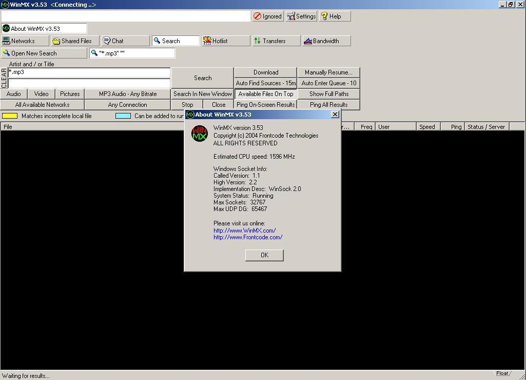 Aplikasi Transfer File Peer to Peer di PC / Laptop Windows