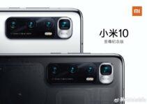 Xiaomi Mi 10 Ultra Bocor