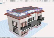 aplikasi desain rumah di PC/laptop